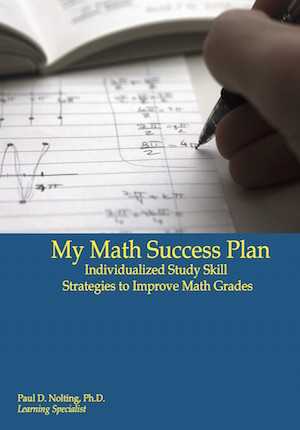 My Math Success Plan