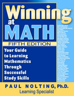 Winning at Math 5th Edition (Hard Copy)