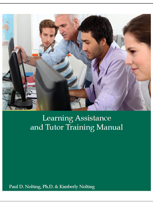 Learning Assistance and Tutor Training Manual