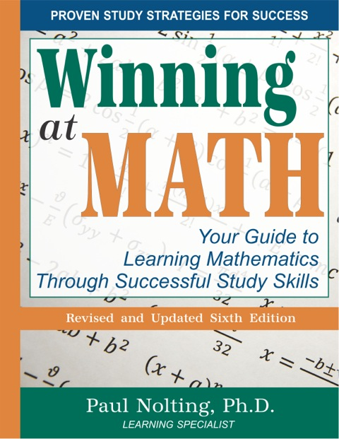 Winning at Math Sixth Edition