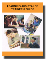Tutor Training Manual for Disabilities Services