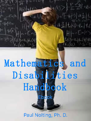 Mathematics and Disabilities Handbook